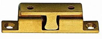 brass double-ball catch