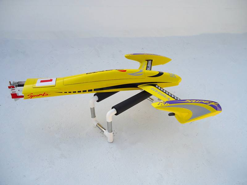 25''in H660 Hydro high speed racing electric boat remote control model