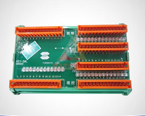 Concrete Pump Parts Zoomlion PCB Circuit Board BZJ-26