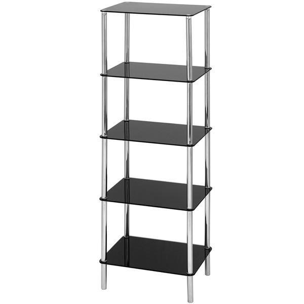 SIDE/END/BEDSIDE LAMP TABLE/SHELF UNIT HOME/LOUNGE/BEDROOM TEMPERED/SAFETY GLASS