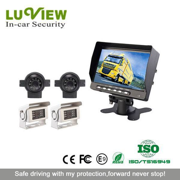 Reverse Rear View Camera Backup Parking Camera System for bus ,truck