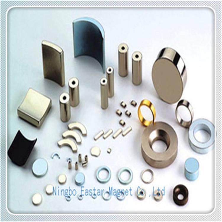 N48 NdFeB Permanet Magnet for Motors