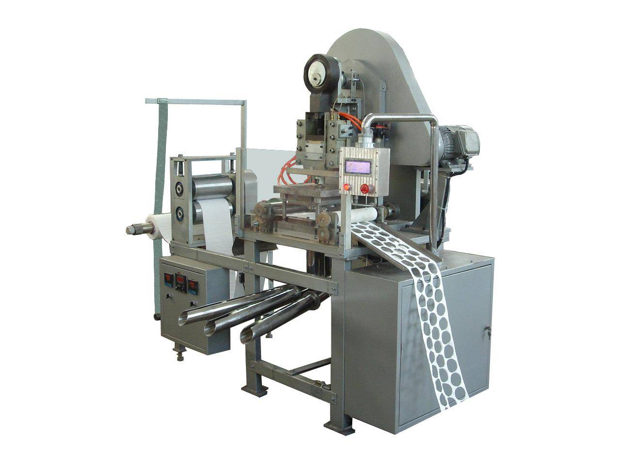 Cotton Pad Machine