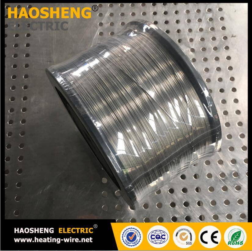 ocr27al7mo2 wire with good quality 1400C Molybdenum heating alloy wire 0.2mm 0.8mm 2.5mm more sizes