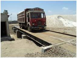 Fully Computerized Weighbridge manufacturer