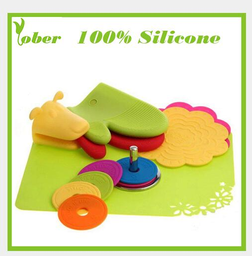 Yober Silicone Kitchenware Set