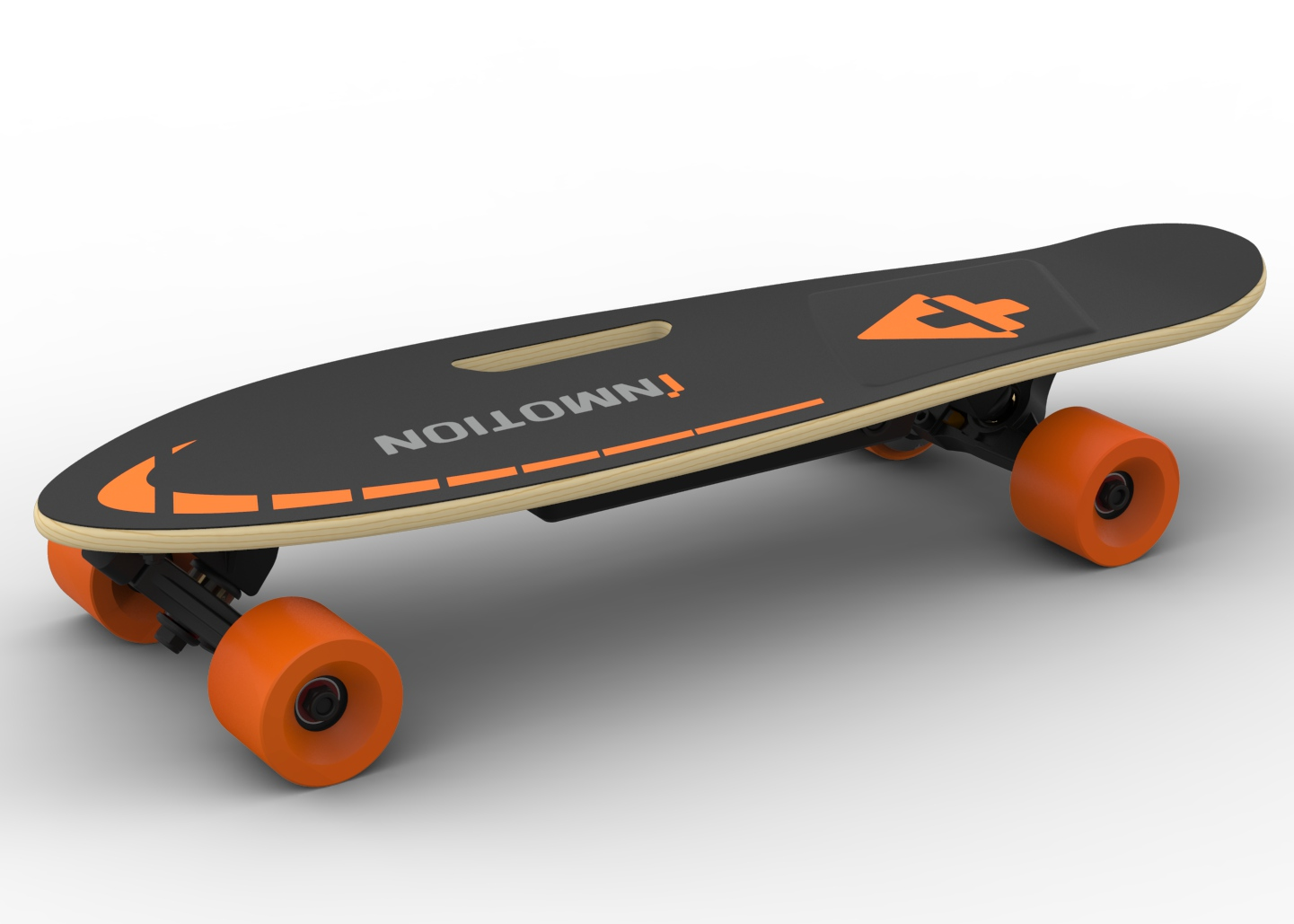 Longboard Electric Skateboard Scooter Wear Resistance with Handle