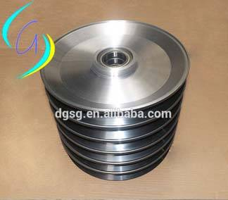 ceramic coated pulley