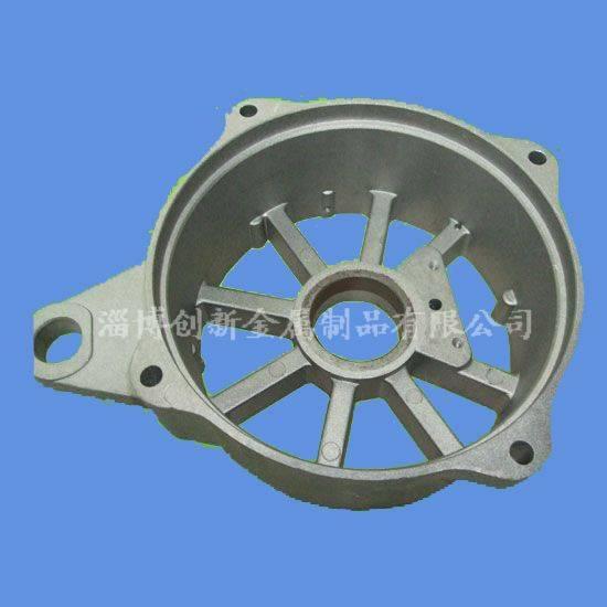 aluminum die casting auto motor cover