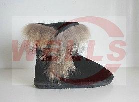 Lady's Boots, Wells-B14023