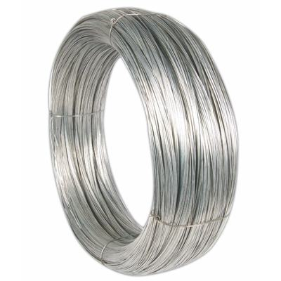 2.5mm galvanized woven wire / low carbon steel gi wire