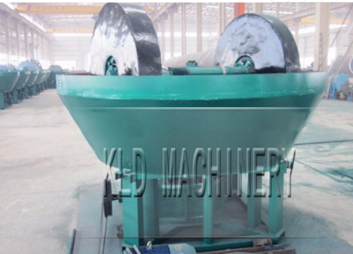wet pan mill from china