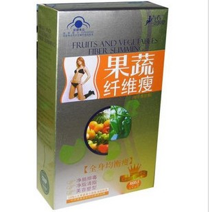 Fruit and Vegetables Fiber Slimming Weight Lose