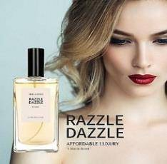 Affordable Luxury Parfume RAZZLE DAZZLE 50ml, Fresh Floral