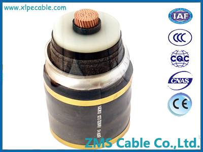 Low Price XLPE Insulation High Voltage 110KV PVC Sheathed Power Cable