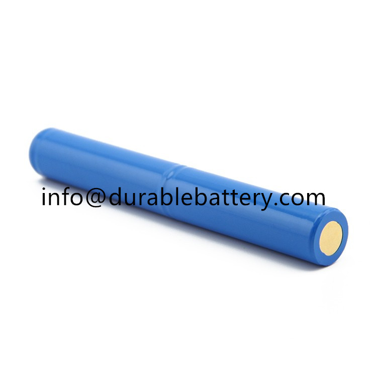 rechargeable 7.4v 2200mah 18650 li-ion battery pack for streamlight battery