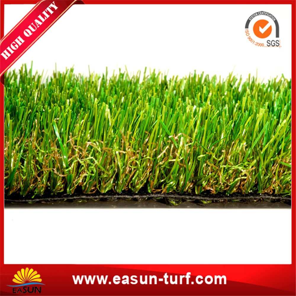 4 colors garden decoration landscape artificial turf grass and landscape synthetic grass-ML