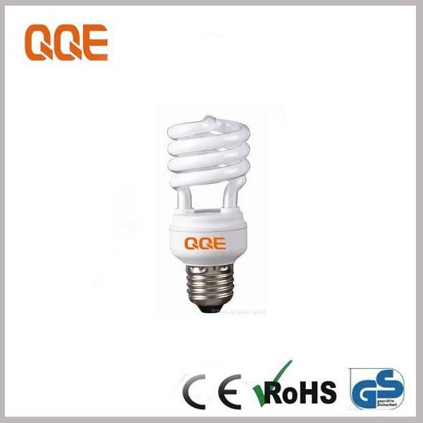 20W Half spiral Energy saver bulb