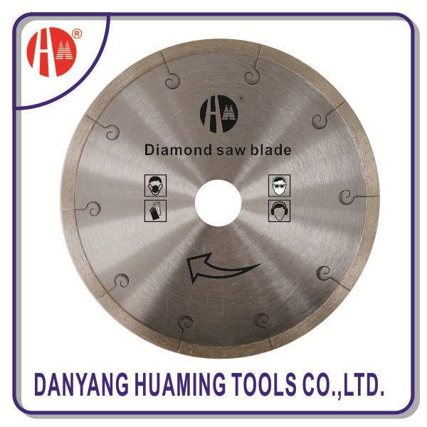 diamond saw blade for ceramic in China