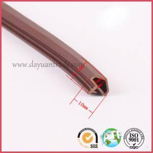 Edit PVC Rubber Seal for Wooden Doors