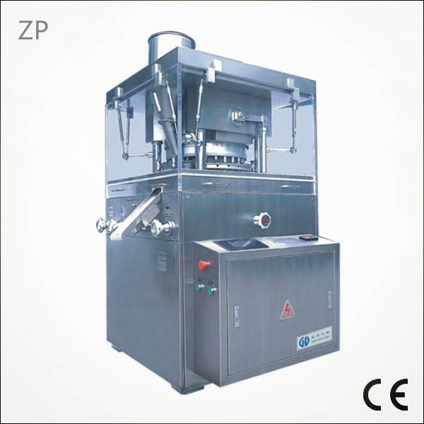 Automatic Rotary Tablet Press Machine
