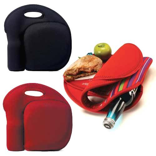 Neoprene Lunch Tote & Lunch Cooler