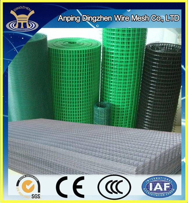 2015 High Quality PVC Coated Welded Wire Mesh Supplier