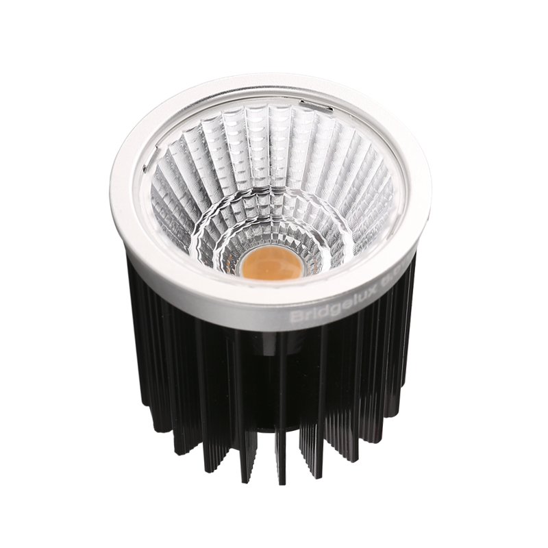 New 6.2w CRI90 gu10 mr16 bridgelux cob led spot downlight module indoor