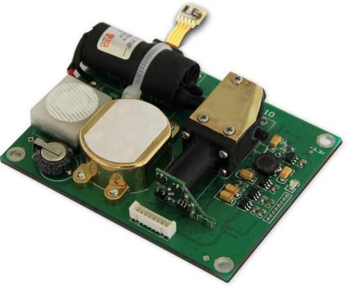 Three-Channel Air Quality Sensor Module-AM3001