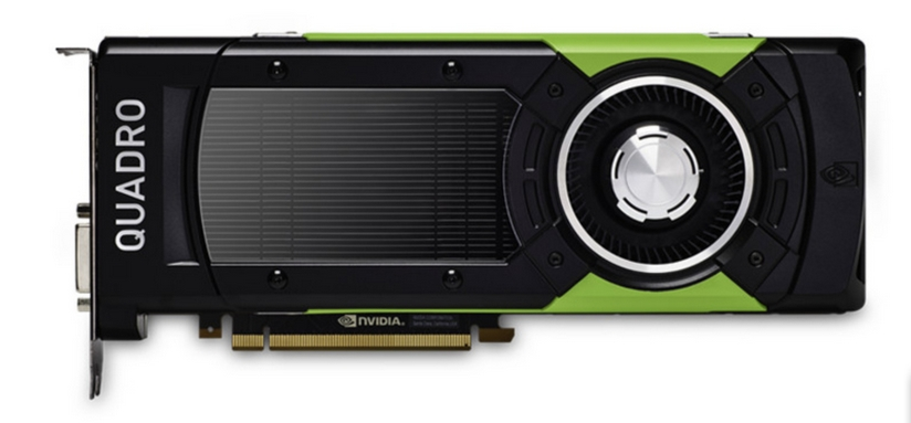 NVIDIA Quadro GP100 graphics card