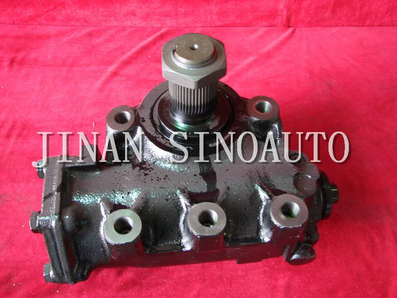 China heavyduty tractor truck spare parts ZF8089 steering low price sale