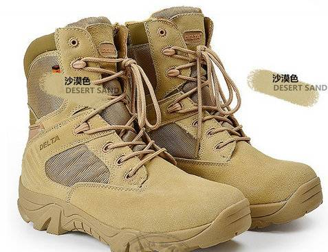 Tactical Delta Boots for outdoor sports