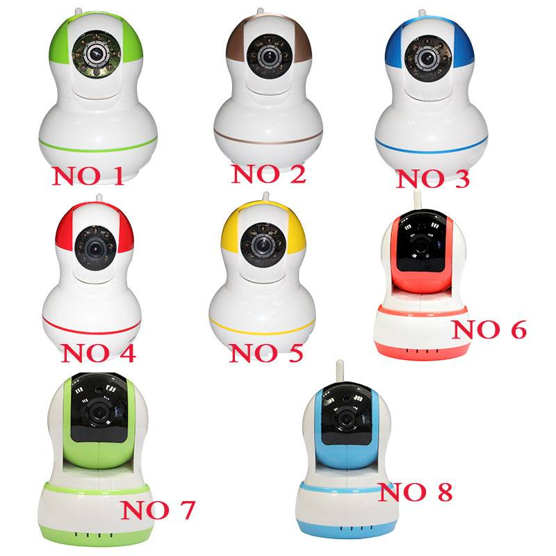 HD Home Surveillance WiFi wireless cctv ip camera security system