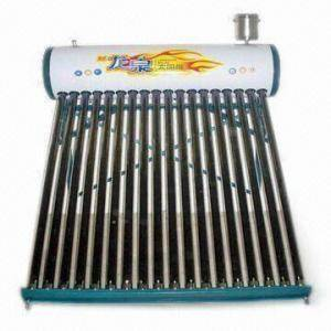 CE proved Integrated non-pressurized solar water heater