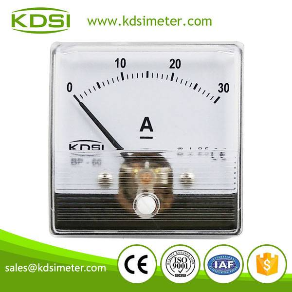 Hot Selling Good Quality  BP-60N DC30A electronic ammeter voltmeter