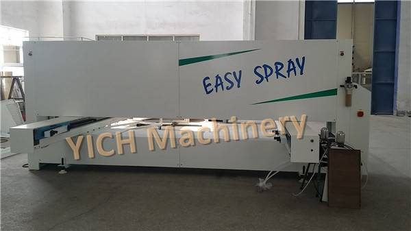 YICH-2500A Auto Paint Spraying Machine/Woodworking Painting Machine