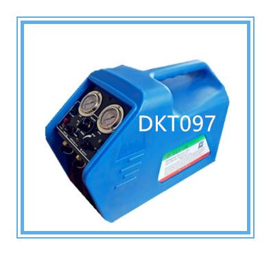 Dkt097 1/2HP Portable Oil-Less Compressor Refrigerant Rapid Recovery & Recycling Equipment