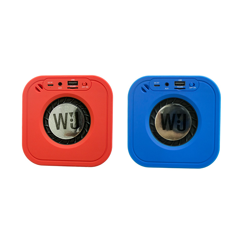 Mini Stereo Subwoofer Outdoor Portable Wireless Blue tooth Powerful Loud Mini Speaker Wireless with
