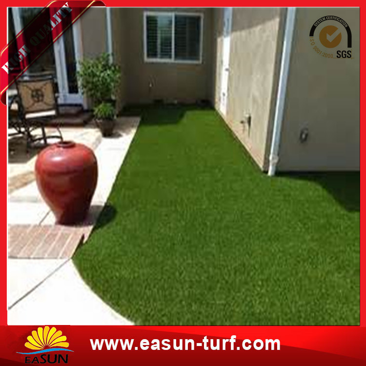 45mm artificial synthetic grass turf for landscape decoration garden-Donut