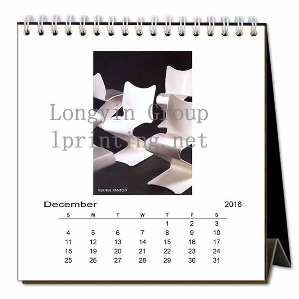 High Quality Desk Calendar Printing,2016 Calendar Printing in China,Desk Calendar