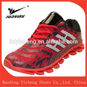 New 2017 sport shoes sneaker lace up boys sport shoes