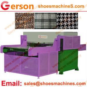 Woolen Cloth Cutting Machine