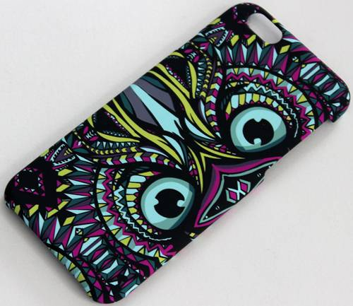 Wholesale cellphone cover with various OEM creative water transfer print image