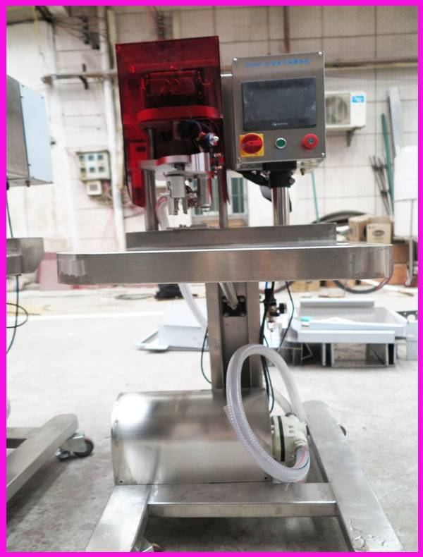 liquid packing machine bag in boxes filling machine for small factory