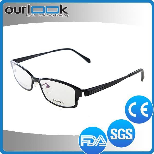 2015 Blue Light Cut Quality Titanium Eye Glasses Manufacturers