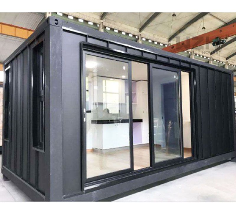 Prefabricated Steel Structure shipping Container House Modern Container Homes