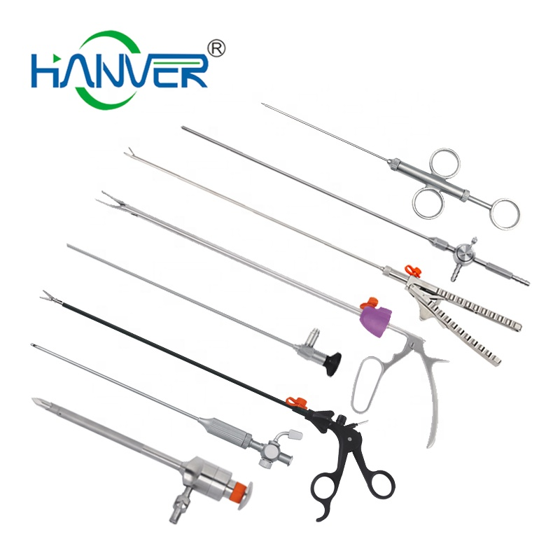 Laparoscopic Instruments Names of Different Surgical Forceps