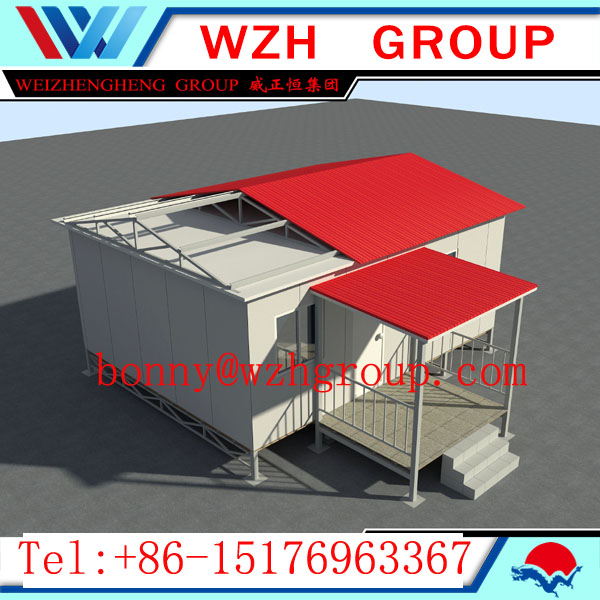 fast modular installation prefab house made in china prefabricated luxury homes