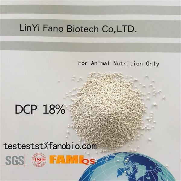 dicalcium phosphate DCP 18% feed grade
