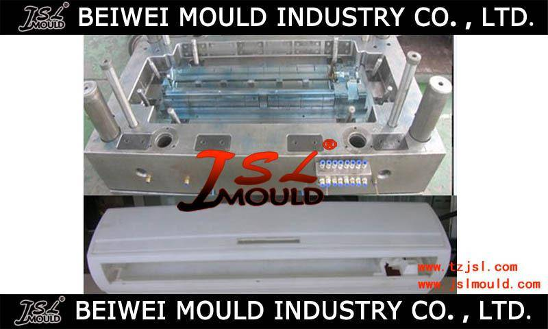 Custom design Plastic Air Conditioner Cover Injection Mould
